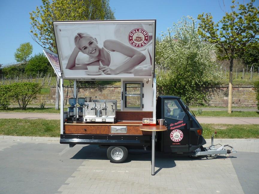 Goldini Coffee - Kaffee Catering aus Nürnberg - Messe ...